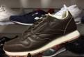 Reebok Classic кожаные кроссовки, недорогие мужские туфли