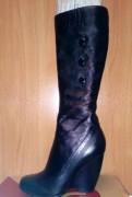 Обувь для танцев балетки, сапоги кожаные новые (р. 36)