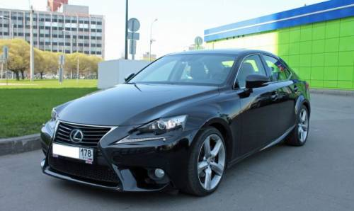 Lexus IS, 2013
