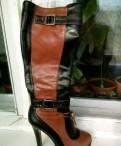 Victory бренд обуви, ботфорты stella marco на шпильке две пары- почтой, Всеволожск