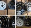 Стальные диски Off-road-wheels черн. , бел. , бедлок