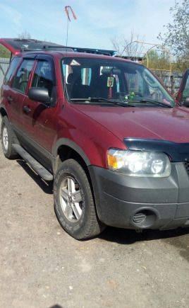 Ford Escape, 2005