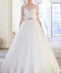 Элитные вечерние платья для зимы, свадебное платье