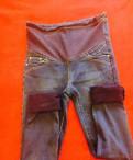 Короткое кружевное платье футляр, джинсы для беременных