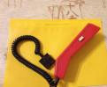 Трубка телефонная СССР-однокнопочная+световой сигн