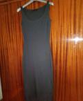 Базовое черное платье, вязаное платье оверсайз цвета марсала