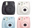 Fujifilm Instax mini 9 70 Blue Pink White Yellow