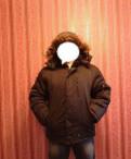 Куртка зимняя, майка женская uniqlo