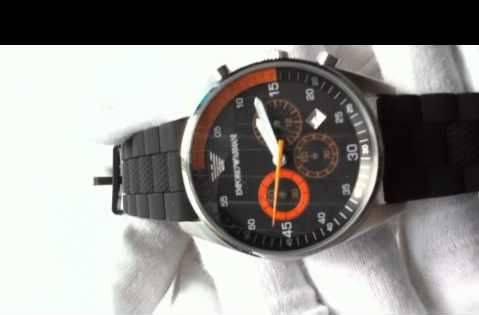 Новые Мужские Emporio Armani AR5878 Оригинал Часы