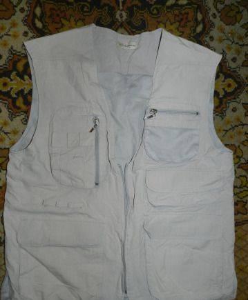 Вязаные мужские свитера модели, летняя мужская жилетка