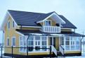 Дом 135 м² на участке 8 сот