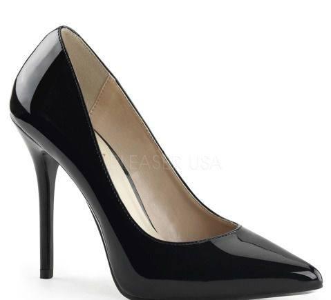 Черные туфли лодочки размеры 45, 46 Amuse-20, кроссовки экко белые натуральная кожа купить
