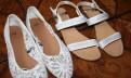 Обувь карнаби сапоги, летние балетки и сандали