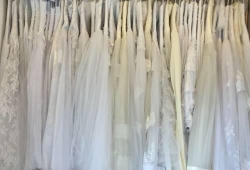 Платье японские лилии, свадебные платья