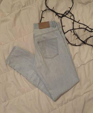 Джинсы HM, модная одежда для женщин больших размеров турция