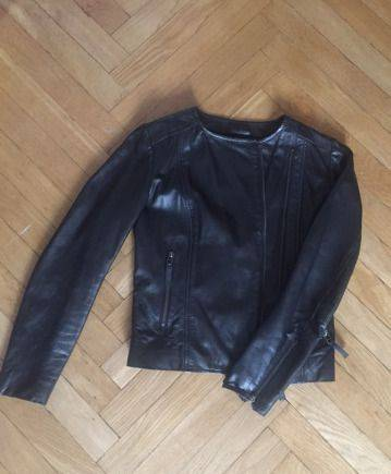 Кожаная куртка mango xs, одежда для женщин после 40 лет купить в интернет магазине
