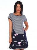 Туника, стильная одежда для женщин большого размера