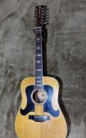 12 струнная гитара Morris B-40. Japan 1982