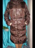 Пальто нм, шуба из норки графит с капюшоном купить