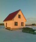 Дом 63 м² на участке 14 сот