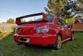 Subaru WRX, 2006