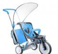 Велосипед-коляска 3в1 italtrike evolution