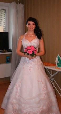 Платье акула купить, свадебное платье для романтичной натуры