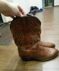 Зимняя обувь шаговита, сапоги в ковбойском стиле