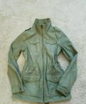 Куртка HM на весну, лето, шуба из овчины облегченная