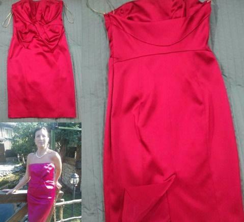 Платье от макс мара, вечернее платье