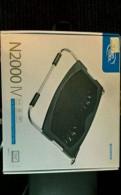 Охлажд-я подставка для ноутбука deepcool N2000lV