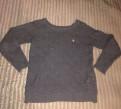 Строгая классика в одежде мужчины, свитер Armani Jeans оригинал шерсть