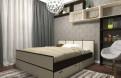 Кровать с ящиками Сакура 90\140\160