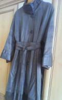 Кожаное пальто LE monique(p. 44-48), одежда турция заказы