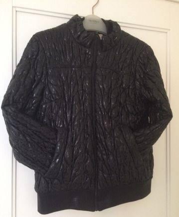 Демисезонная утеплённая куртка, шуба из нутрии русский мех