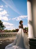 Платья в горошек бирюзовый, свадебное платье