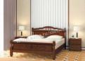 """Кровать из массива """"Карина-5"""""""