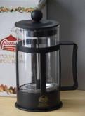 Новый заварочный чайник 350мл с пресс-фильтром