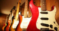 Электрогитары Fender, Ibanez + Аксессуары