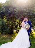 Заказать летнюю одежду, шикарное свадебное платье