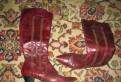 Обувь из материала нубук, сапоги женские из натуральной кожи и ботинки