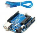 Микроконтроллер на базе Arduino Uno R3 + Кабель