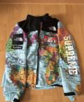 Supreme x The North Face expedition map, одежда мужская больших размеров бренды