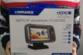 Эхолот-плоттер Lowrance Hook2-4x GPS Bullet