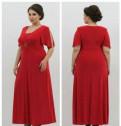 Цена шубы из норки хвост, новое платье (с биркой). Темно-синее