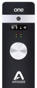 Аудиоинтерфейс Apogee One for Mac