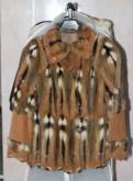 Шуба из натурального меха(комбинированная замшей), магазин спортивной одежды каталог