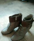 Зимняя обувь баден, полуботинки женские