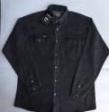 Джинсовая рубашка carlo 9929-27-344, рубашки мужские под костюм