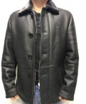 Куртка мужская летняя утепленная длинная, дубленка мужская
